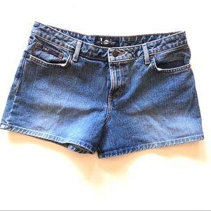 Vintage L.E.I Women's Jean Shorts Size 11